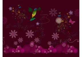 Nature Celebration Background