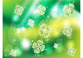 Green-clover-background-image