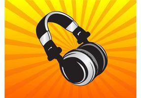 Vektor hörlurar