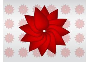 Belle icône de fleur