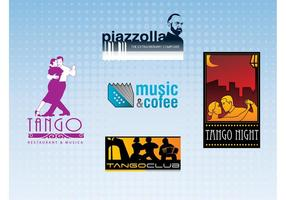 Logotipos do Music Club