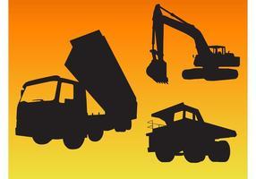 Construction Vehicle Vectors