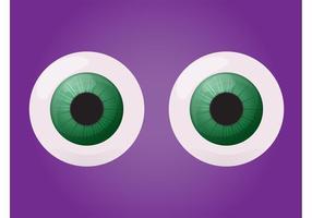 Ojos Vector