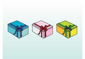 Colorful Birthday Presents