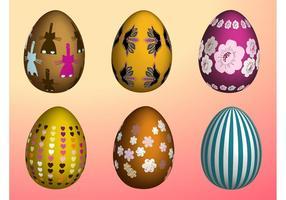 Huevos decorativos de Pascua