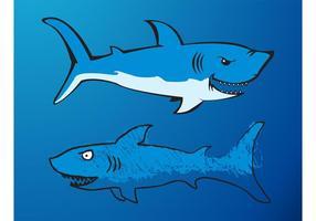 Deadly Sharks