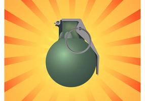Grenade Illustratie