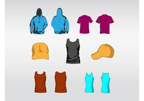 Desenhos de roupas