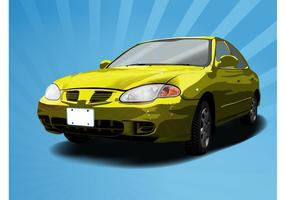 Rostig bil