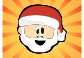 Santa divertida