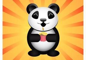 Geburtstags-Panda