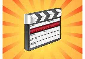 Electronic Clapboard