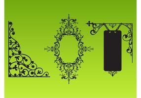 Antique Vector Decorations