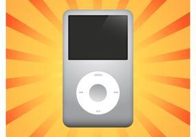 iPod Classic Vector