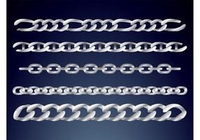 Metal Chains Vector