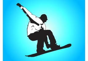 Åka snowboard