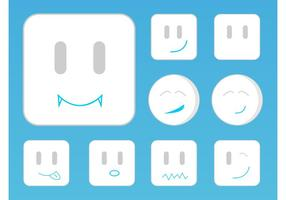 Emoticon Buttons