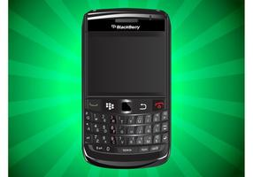 Vector de Blackberry