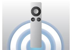 Realistische Apple Remote