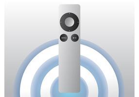 Realistic Apple Remote