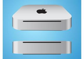 Mac Mini Vektor