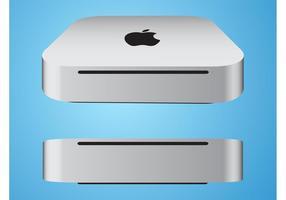 Mac Mini Vector