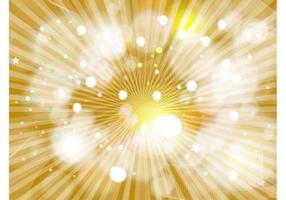 Goldene Explosion