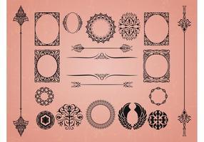 Images vectorielles anciennes