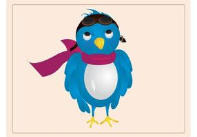 Caráter de pássaro