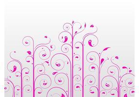 Swirly Plants