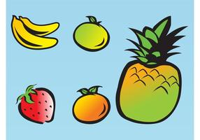 Dessins de fruits