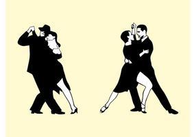 Parejas de tango