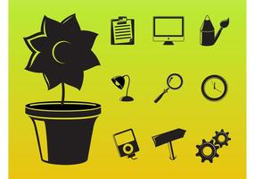 Apps Icons Vectors