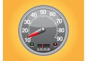Velocidad Meter Vector