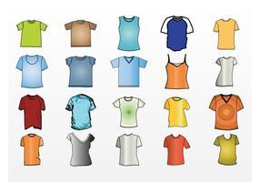 T-Shirt Design Templates Vector