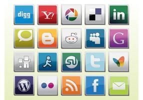Sociala världen