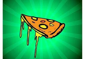 Dripping Pizza
