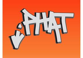 Phat vector graffiti