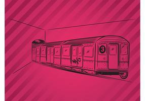Tunnelbanetåg