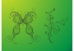 Swirly Natur Designs