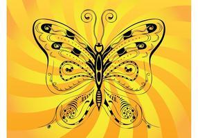 Feliz mariposa