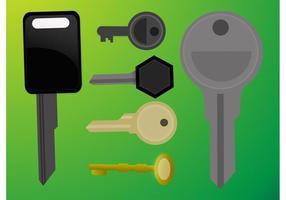 Key-vectors