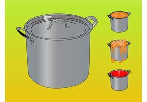 Vector-pots