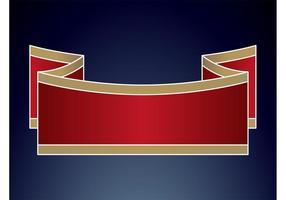 Minimal Ribbon Banner