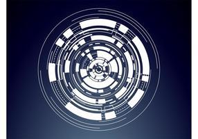 Digitaler Kreis