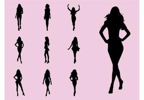 Mode Modellen