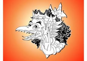 Créature de Bali