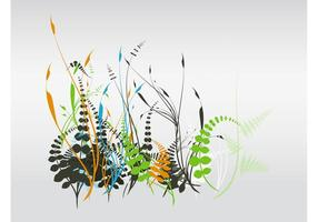 Plantes abstraites