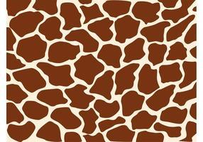 Giraffenmuster