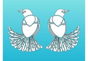 Stylized Doves